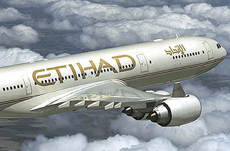 מטוס של אתיחאד