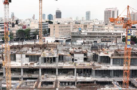"""שלב א' בפרויקט השוק הסיטונאי בת""""א. קנדה ישראל הפקידה 12.5 מיליון שקל"""