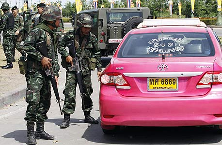 ההפיכה בתאילנד הפחידה את האזרחים, אך לא את חברות האינטרנט