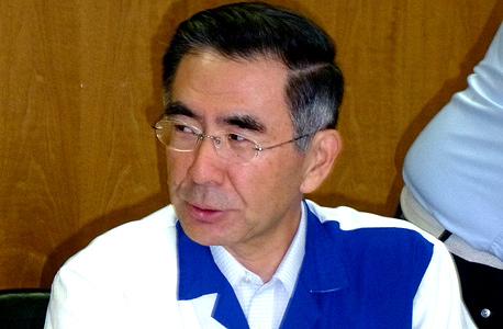 טושיהירו סוזוקי, נשיא חברת סוזוקי , צילום: תומר הדר