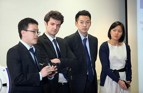 המהלך האסטרטגי המוצלח ביותר שייך לקבוצת הסטודנטים מהונג קונג