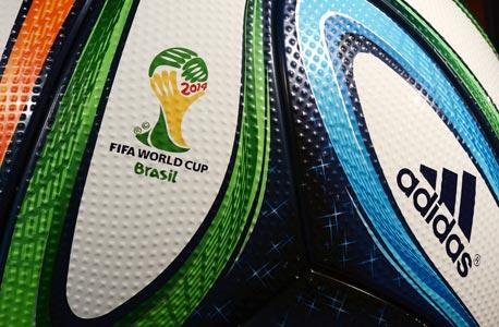 הכדור של מונדיאל 2014, צילום: איי אף פי