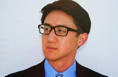 """נלסון וונג, מחבר הספר """"מותם של קורות החיים"""""""