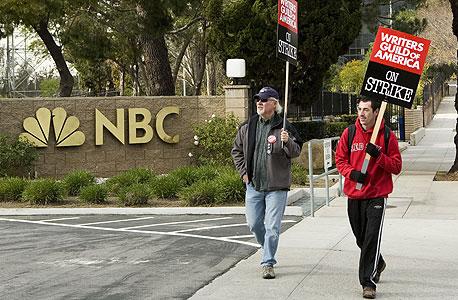 אולפני NBC, צילום: בלומברג