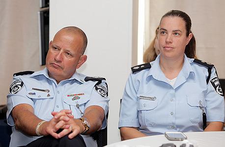 ירון בארי (משמאל), צילום: אוראל כהן