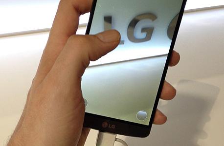 LG G3 הצצה ראשונה 6, צילום: עומר כביר