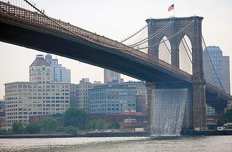 מפלים שיצר בנהרות ניו יורק