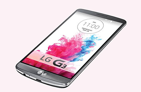 LG G3. האם גם ה-G4 יפתיע אותנו עם רזולוציית מסך גבוהה במיוחד?