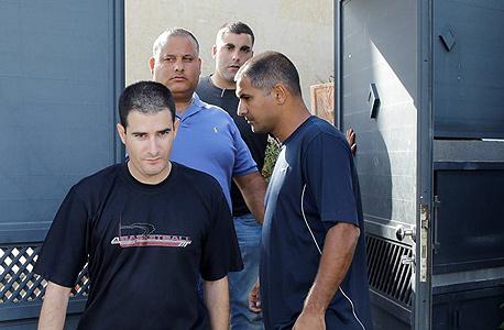 אלון חסן מובל למעצר