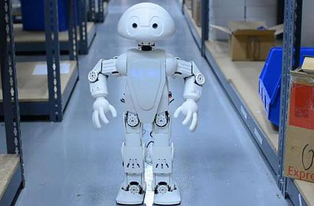 אינטל ג'ימי רובוט תלת ממד