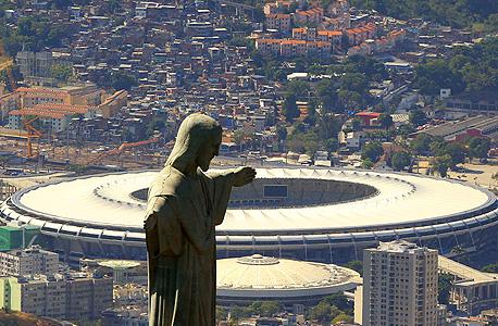 כך בוזבזו 600 מיליון דולר נוספים על המונדיאל שנערך בברזיל