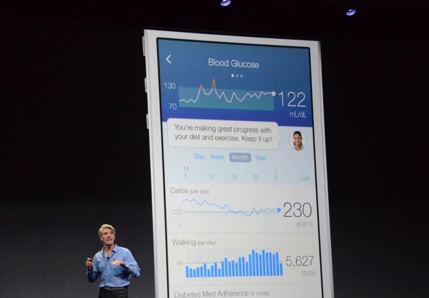 אפליקציית הבריאות החדשה של אפל