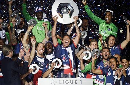 הסכמי הטלוויזיה של הליגה הצרפתית יכניסו לה 1.2 מיליארד יורו