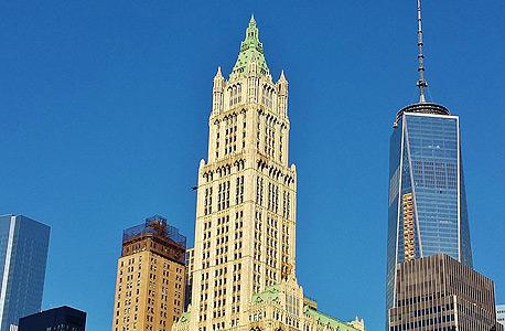 ארמון בשמיים: פנטהאוז בבניין וולוורת' במנהטן מוצע למכירה ב-110 מיליון דולר