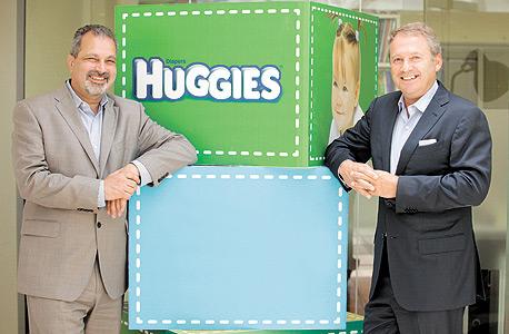 """פאלמר (מימין) וסירקין. """"אם הצרכנים לא יראו ערך במוצר, הם לא יהיו מוכנים לשלם"""""""