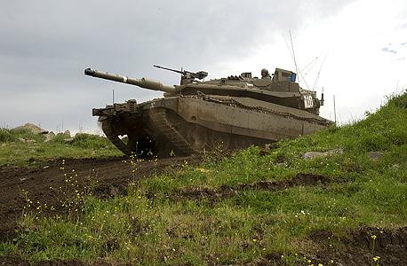 טנק מרכבה סימן-4