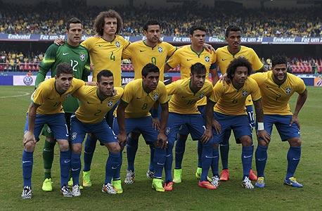 לפי חוזה הספונסרשיפ הנוכחי של נייקי בברזיל, שבתוקף עד 2026, שפרטיו אינם ידועים, החברה משלמת להתאחדות 40 מיליון דולר בשנה, צילום: רויטרס