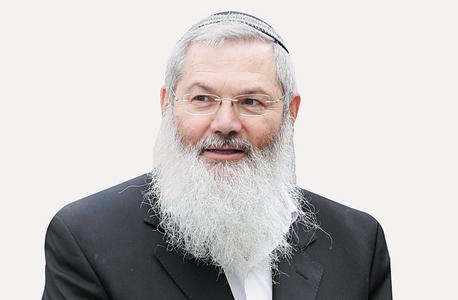 סגן שר הדתות אלי בן דהן