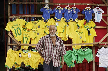 הכדורגל הברזילאי מת ב־1982