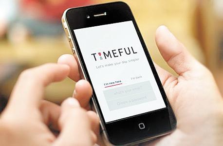 """אפליקציית טיימפול. """"איננו יכולים לייצר זמן, אבל אנחנו יכולים לסייע לך לפנות זמן למה שחשוב לך"""""""