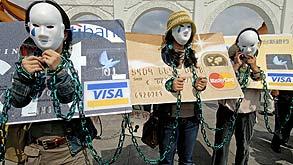 הפגנה בטיוואן, צילום: איי אף פי