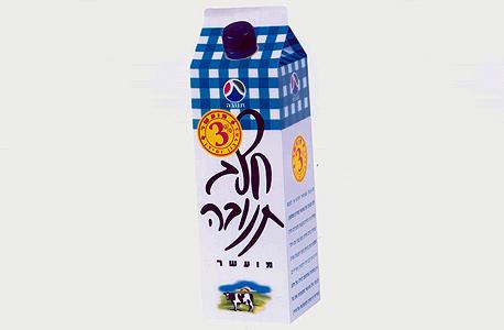 חלב מועשר של תנובה