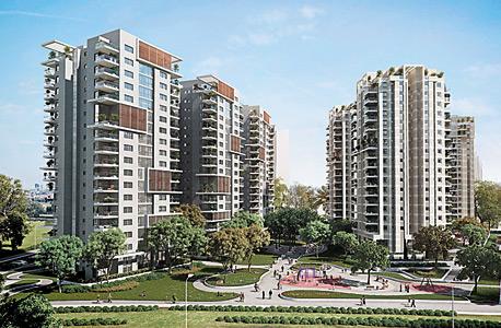 """שוק בהמתנה? בתוך שבוע נמכרו 115 דירות מתוך 170 בפרויקט פארק בת""""א"""