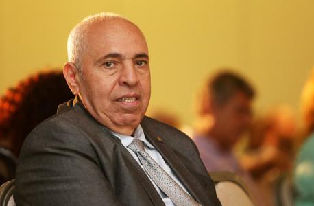 """מנכ""""ל החברה המרכזית לשעבר איציק תמיר, צילום: נמרוד גליקמן"""