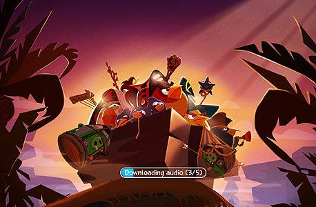אנגרי בירדס Epic: הציפורים יוצאות לקרב, החזירים משיבים אש
