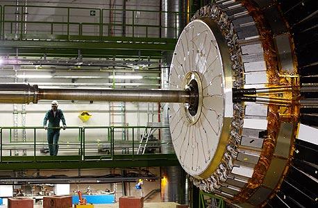 חלק מניסוי CMS בסרן. הגילוי של הבוזון היגס לא מספיק. עכשיו צריך לחקור אותו, להבין את התכונות והייחוד שלו, וזה קשה עוד יותר