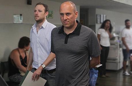 "מנכ""ל סימנס ישראל לשעבר אורן אהרונסון , צילום: אוראל כהן"