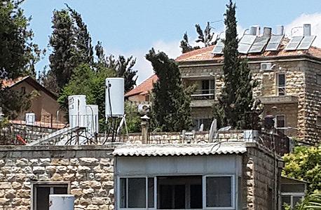 ירושלים. הדגש על מחוזות הצפון והדרום גרמו לפיגור מספר יחידות הדיור המתוכננות במרכז שעמד בין 2007 ל-2012 על כ-5% בלבד