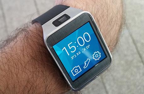 שעון חכם סמסונג גיר 2 Gear, צילום: ניצן סדן