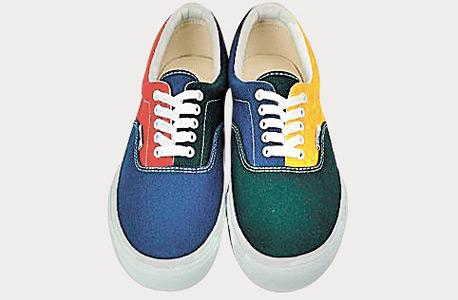 נבדל: טרנד נעלי החצי-חצי