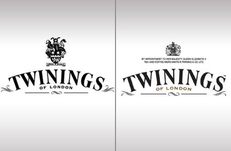 הלוגו של תה טווינינגס. 227 שנים ברציפות