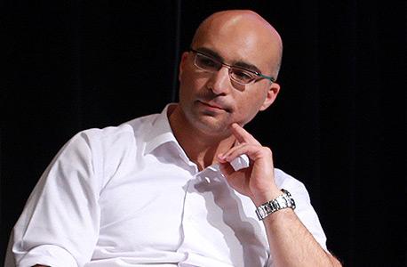 """ברק סורני מנכ""""ל בית ההשקעות פסגות , צילום: אוראל כהן"""