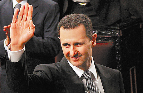 """דו""""ח טכנולוגי: החברה האמריקאית שעוזרת לדיכוי הסורי"""