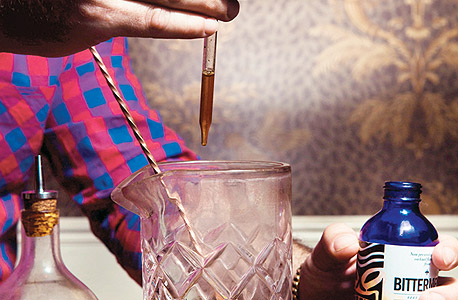 מכינים קוקטייל, צילום: תומי הרפז