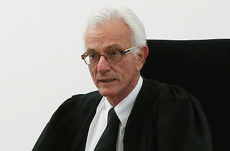 השופט בדימוס עדי זרנקין