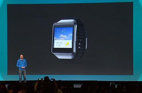 שעון Gear Live של סמסונג