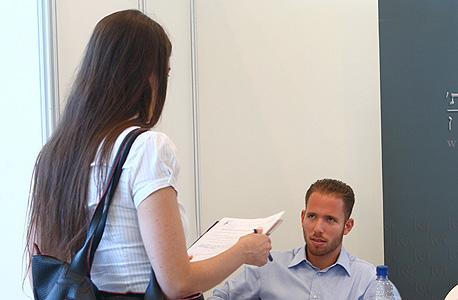 אתם אף פעם לא יודעים את מי תפגשו ומה יניב ראיון עבודה