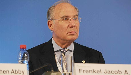 יעקב פרנקל נגיד בנק ישראל לשעבר , צילום: יותם פרום