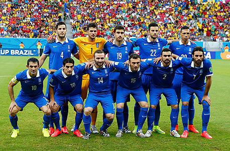 מונדיאל 2014: שחקני נבחרת יוון ויתרו על הבונוסים שלהם