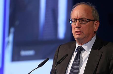 """מנכ""""ל הבורסה יוסי ביינארט, צילום: נמרוד גליקמן"""