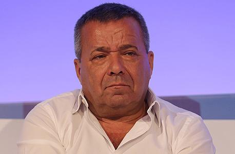 """ועידה פסגת ת""""א 100 מושב מנכ""""לים אורי יהודאי, צילום: נמרוד גליקמן"""
