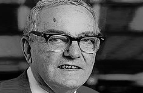 """הרב סיימון, כלכלן זוכה נובל. """"זה לא שאנשים אינם רציונליים, זה שהמודל שלנו אינו מפורט דיו"""""""