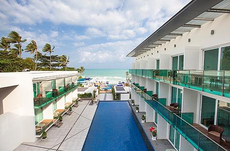 """""""מלון החוף"""" בתאילנד"""