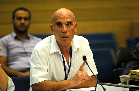 אילן בן דב דיון בכנסת על הסוללות , צילום: עטא עוויסאת