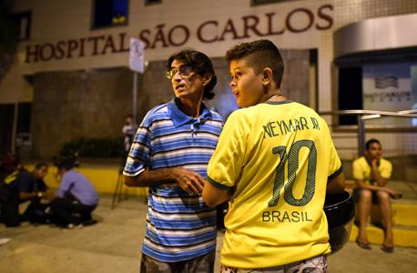 """פיפ""""א תעביר 100 מיליון דולר לפיתוח הכדורגל בברזיל"""
