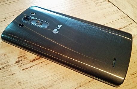 ביקורת טלפון חכם LG G 3 מכשיר דגל, צילום: ניצן סדן